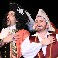 March 24th, 2018: Pirates of Penzance